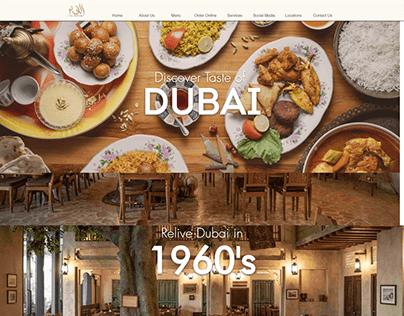 Al Fanar Restaurant Food Website