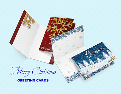Greeting cards (MC & HNY)