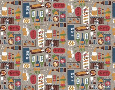 Izakaya Pattern Collection