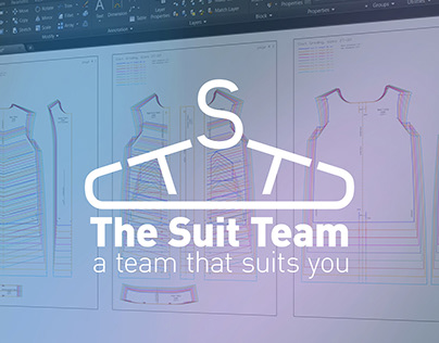 The Suit Team - Brand Identity