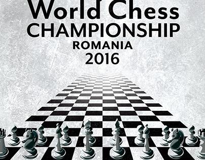 Poster Design for Chess Championship