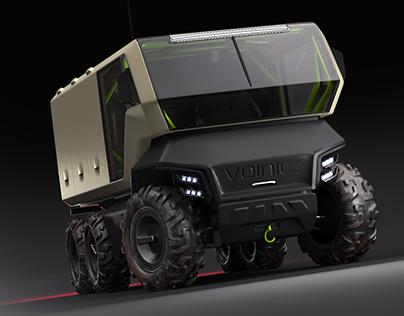 VOINIC Modular Military ATV