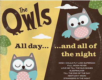 The Owls - Album Cover Wall Art