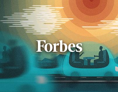 Forbes - Voitures autonomes