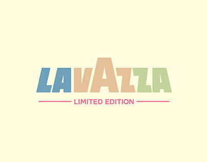 LAVAZZA LIMITED EDITION PACKAGING