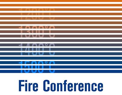 Fire Conference Brand Campaign