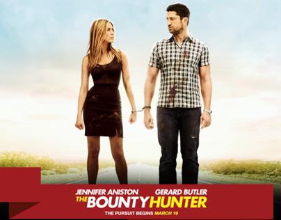 """Bounty Hunter"" Online Banner - Rich Media"