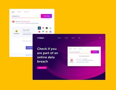 Data Breaches - Website Design