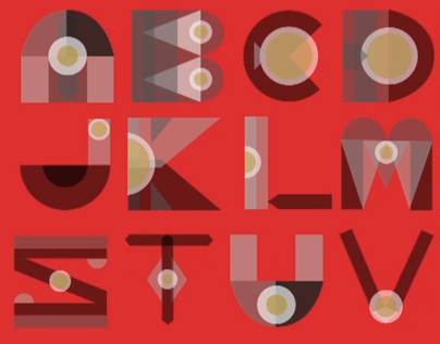 Sputnik Animated Font by Zach Christy