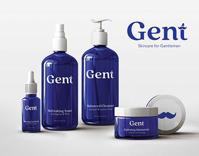 Gent - Skincare for Gentlemen