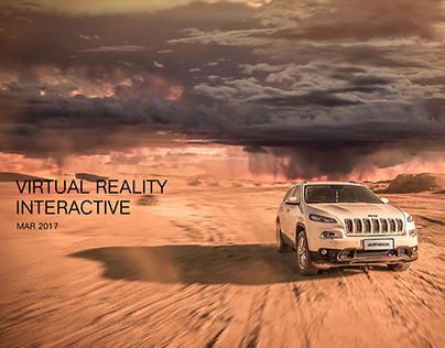 VR - JEEP EXPERIENCE