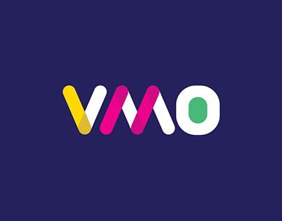 VMO.Rocks Identity Design