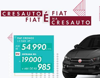 FIAT Sales Week - Cresauto/FIAT