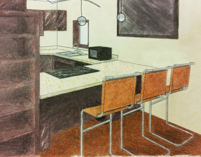 Ada Accessible Kitchen Nkba Student Design Competition On Behance