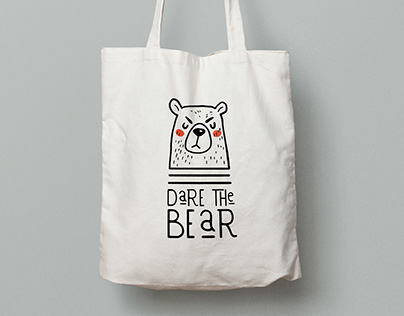 Free Bear Illustration