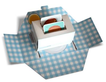 Toaster - Concept et structure
