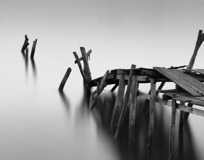 Somewhere In Time - B&W Photography Indonesia