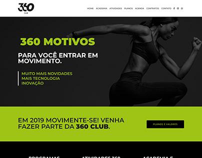 Website 360 Club