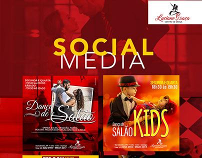 Social Media - Luciano Graça • centro de dança