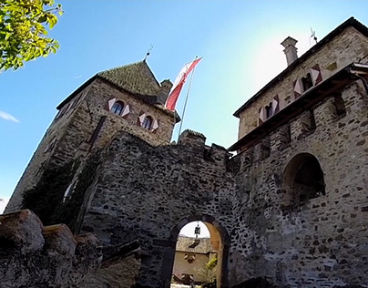 discover south tyrol - shot only with a GoPro