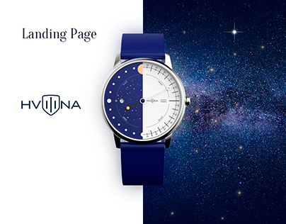 Collection of wristwatches ZORKA VENERA | Landing Page