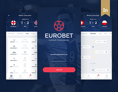 Eurobet Mobile App Free PSD