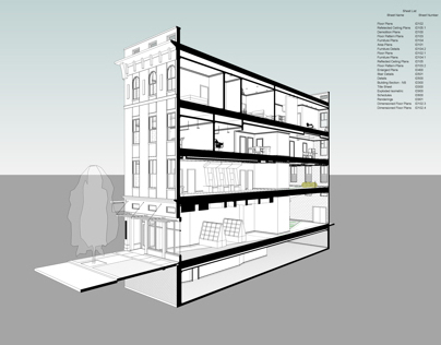 Construction Document Set _ BIM for the Interior