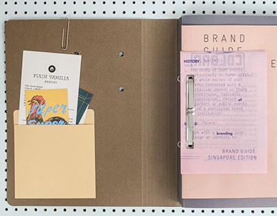 Brand Guide: Singapore Edition