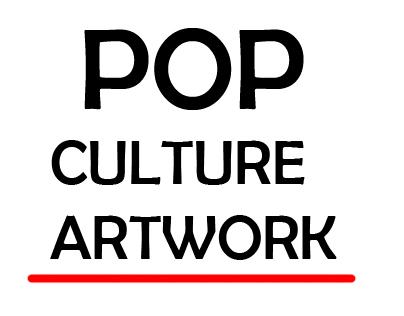 POP CULTURE ARTWORK