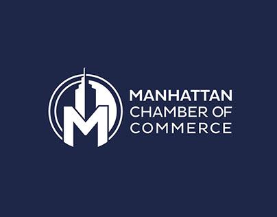 Manhattan Chamber of Commerce Logo
