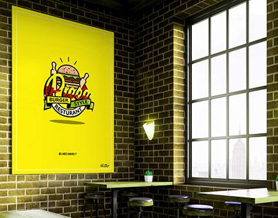 Piece Restaurant - Branding & Logo