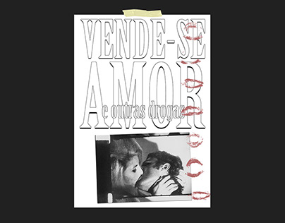 Love For Sale (Poster) - Vende-se Amor (Lambe-Lambe)