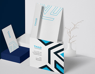Thad Security Systems | Branding