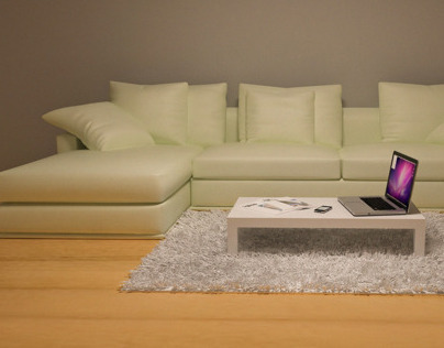 Sofa Wallpaper
