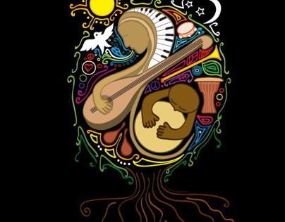 Los Variants - Musicians Logo