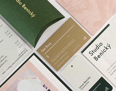 STUDIO BENICKY BRAND & PRINT DESIGN