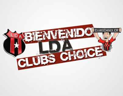 Club's Choice CR Site Redesign