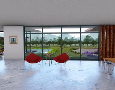# Modern House Interior Design