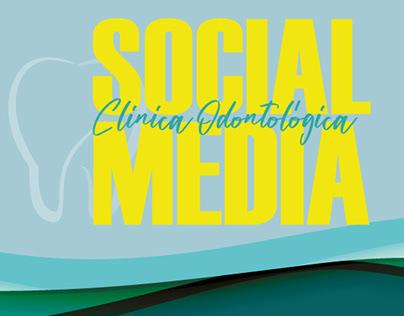 Social Media Cliníca Odontológica