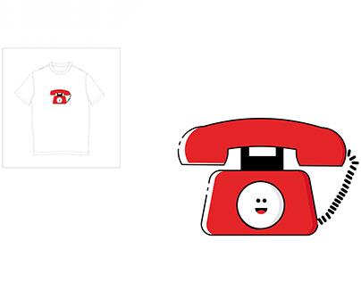 Stylish T-shirt for stylish youth .