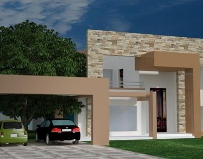 House at Sukh Chain