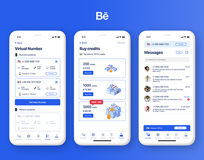 SecondSim iOS App Design