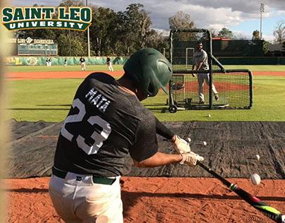 2017 Saint Leo Baseball preseason video
