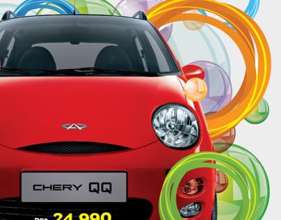 Chery | Redstar Motors - Carnaval