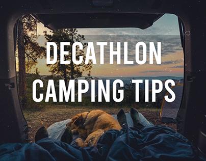 Campig Tips Project