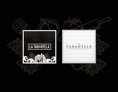 Identidad Visual - La Tarantela