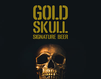 GOLD SKULL - Signature Beer