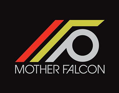 Mother Falcon Clothing Logo Design