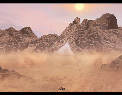 Deserts Misery