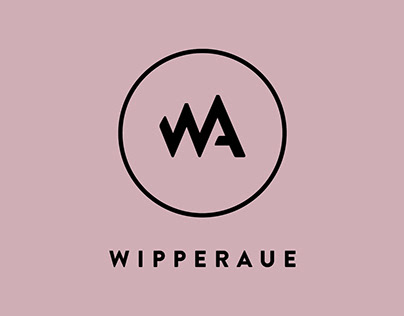Wipperaue — Corporate Design